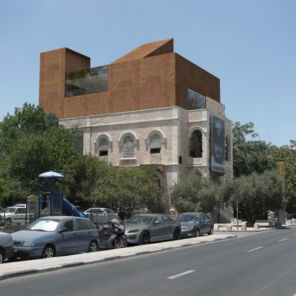 מוזיאון על התפר